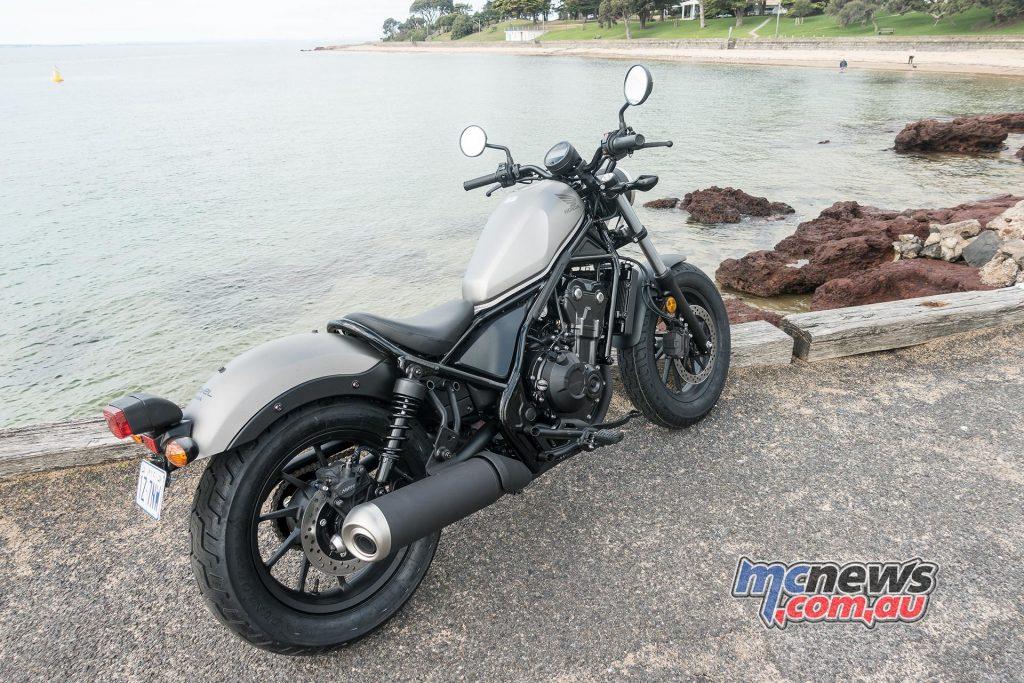 Honda CMX500