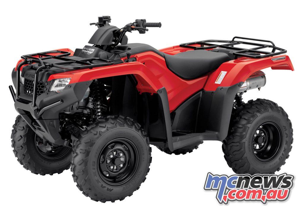 Honda TRX420 FA6
