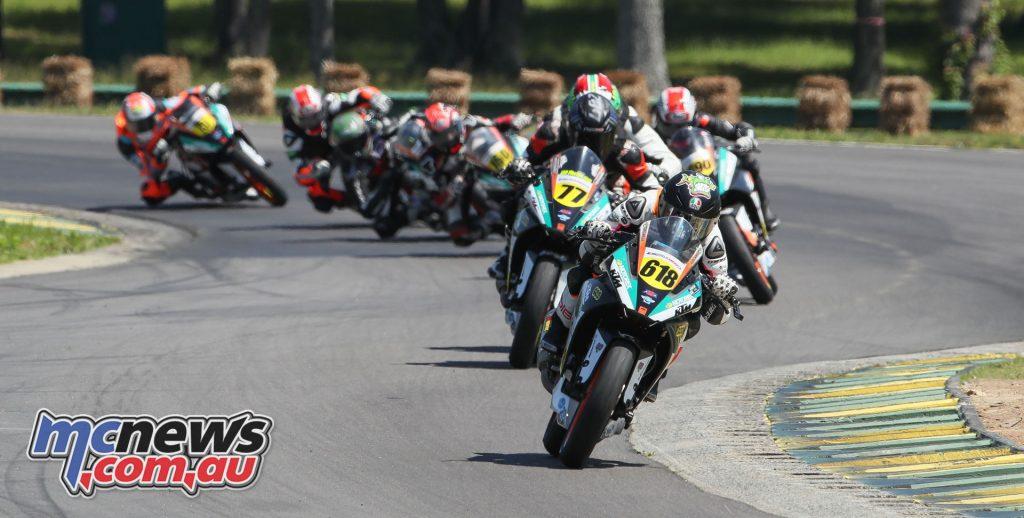 KTM RC390 Cup - Race 2