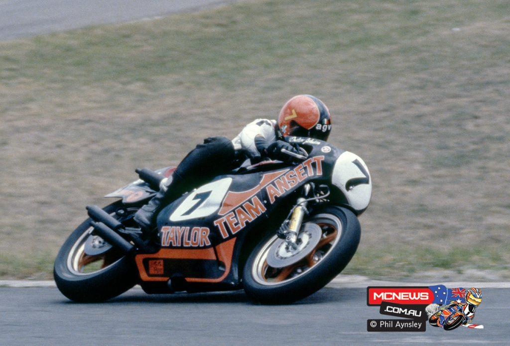 1980 Swann Series - Oran Park - Andrew Johnson