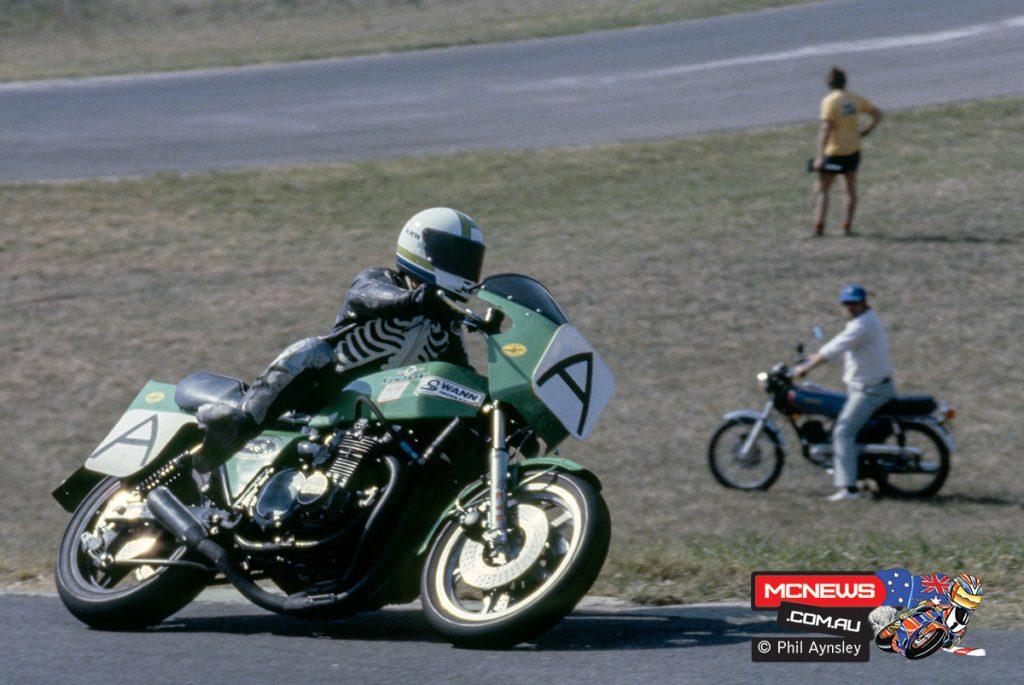 1980 Swann Series - Oran Park - Dave Aldana