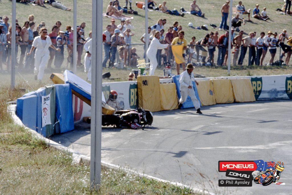 1980 Swann Series - Oran Park - Len Willing