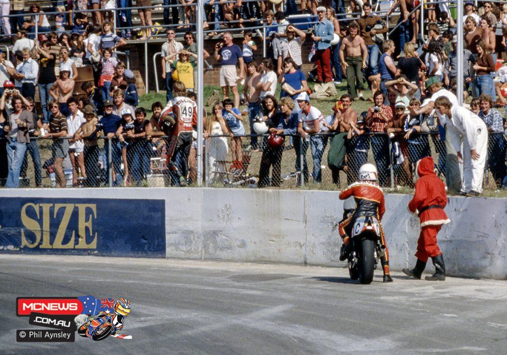 1980 Swann Series - Oran Park - Crosby