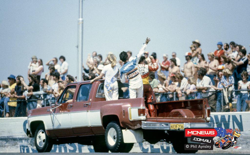 1980 Swann Series - Oran Park - Trinder and Sayle