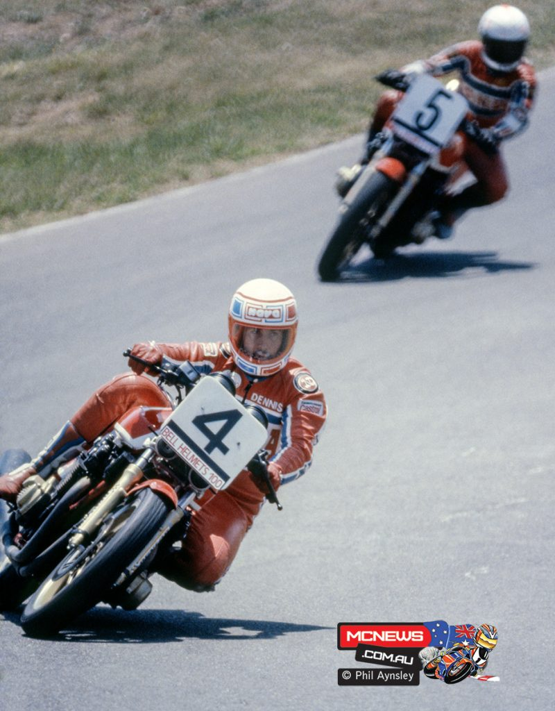 1980 Swann Series - Oran Park - Bell Helmets 100 production race