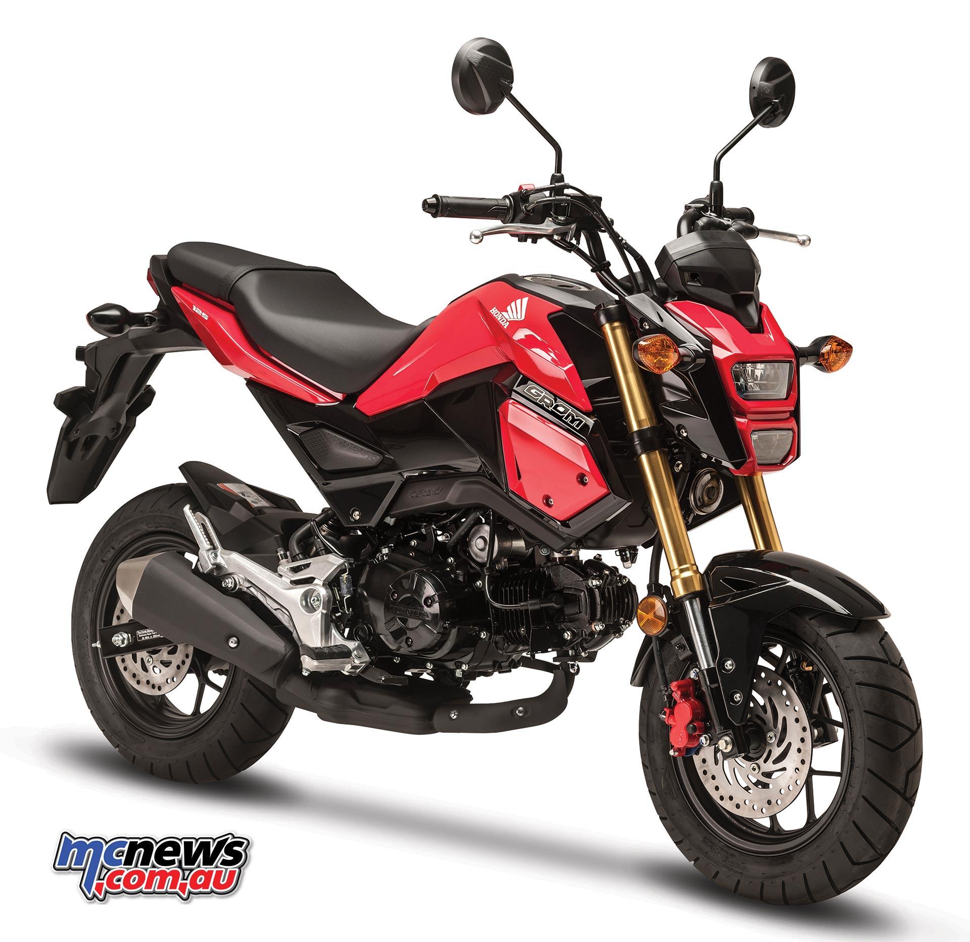 Honda Grom Ride Away Sale $3 999
