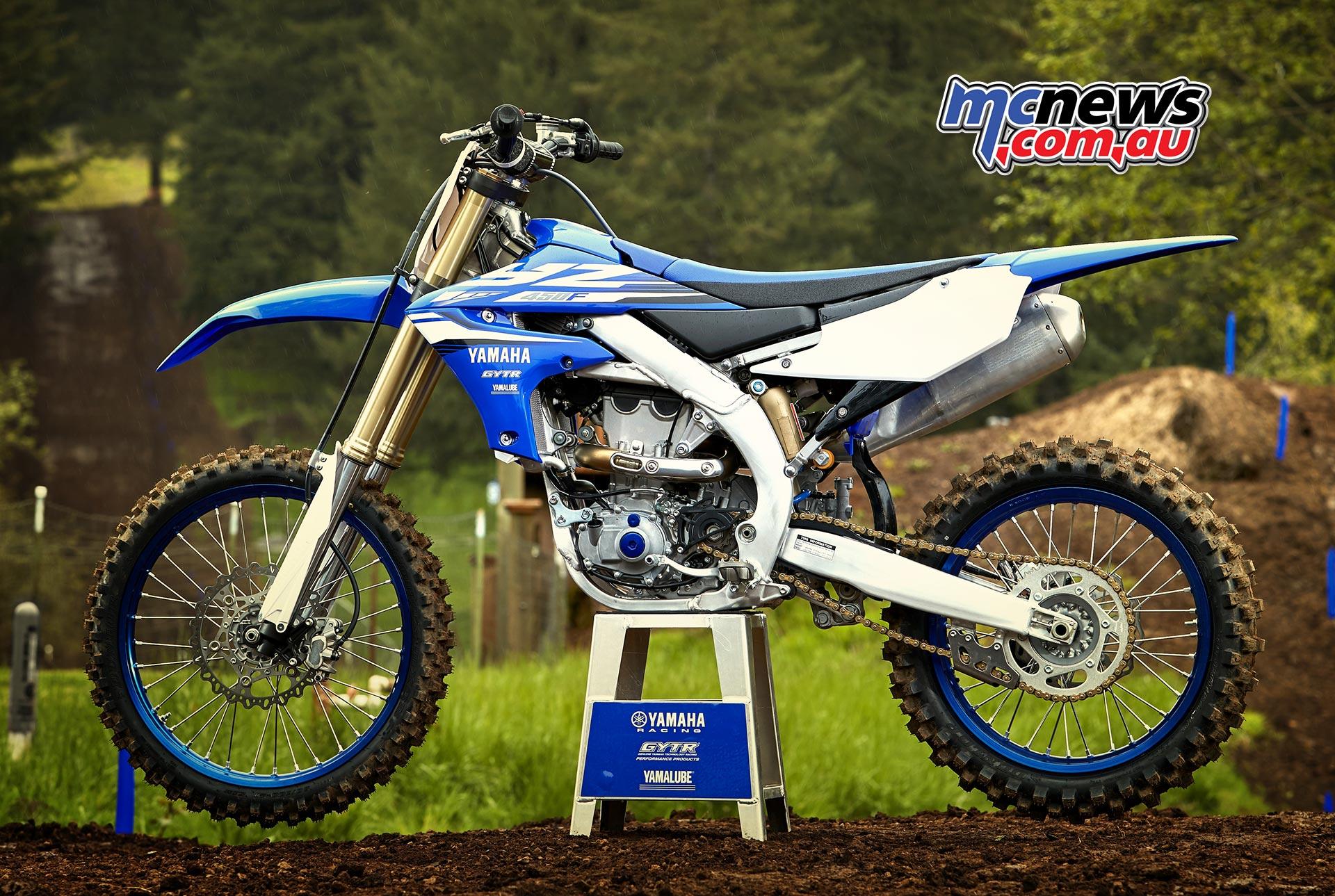 Yamaha YZ 450 F 450 cm³ 2014 - Kemi - Motorcycle - Nettimoto