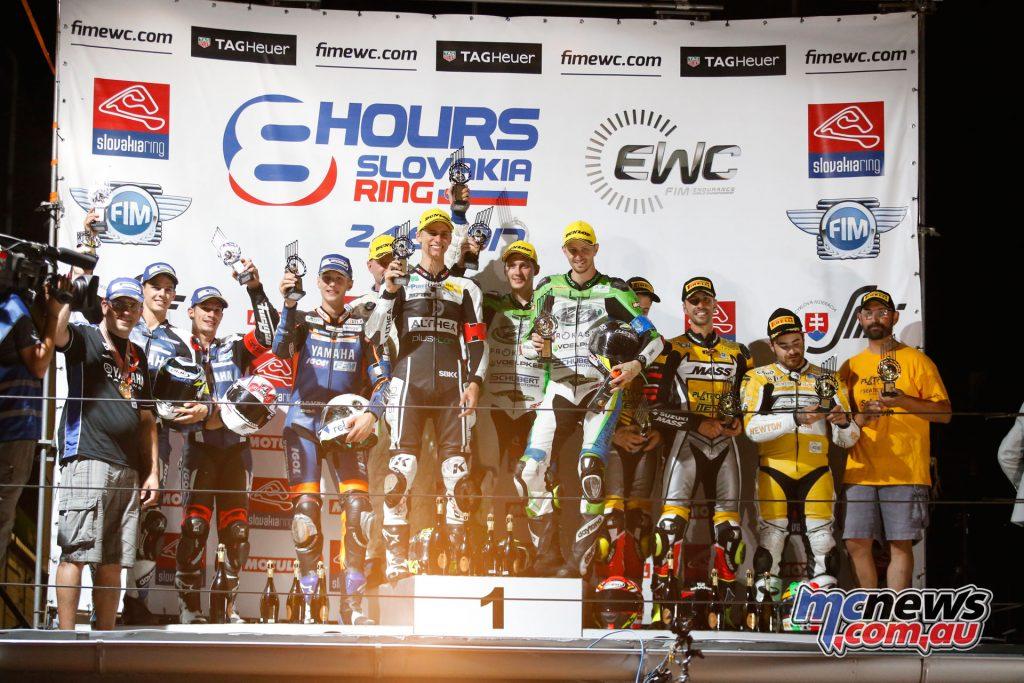 Voelpker NRT48 Schubert Motors wins EWC Dunlop Independent Trophy