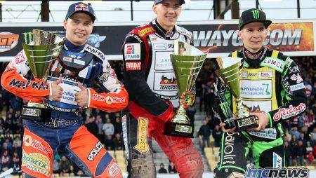 Janowski wins Danish Speedway GP | Doyle fourth