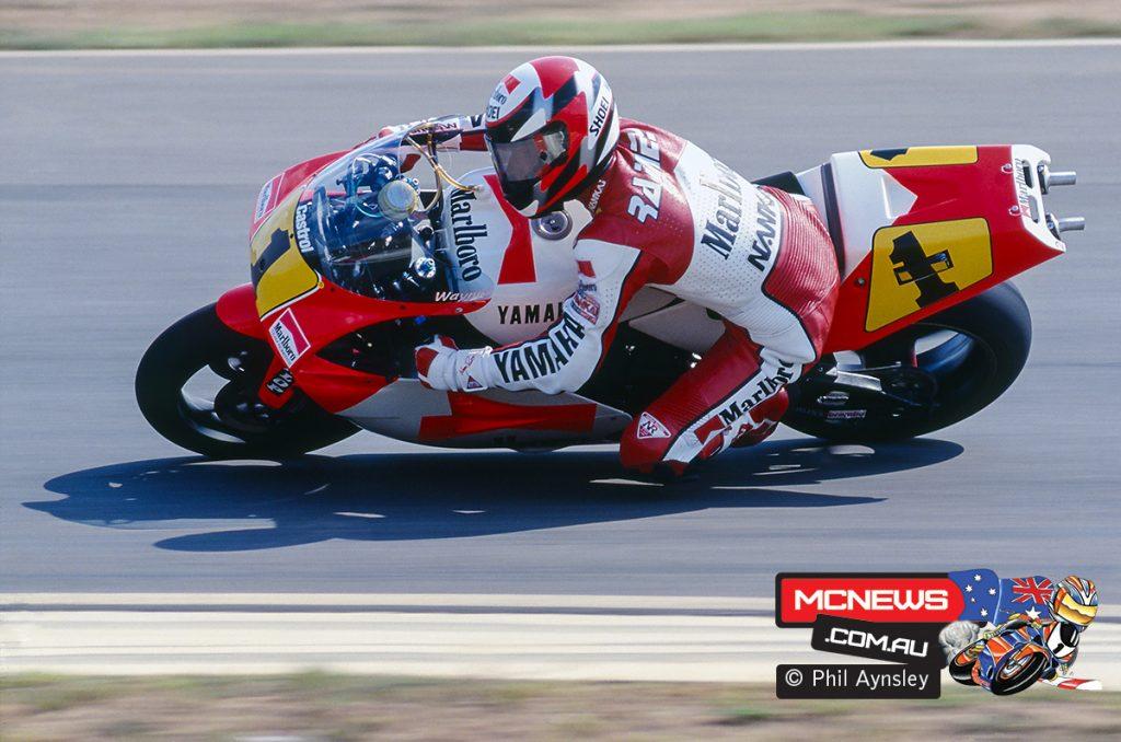 Wayne Rainey/Yamaha YZR500