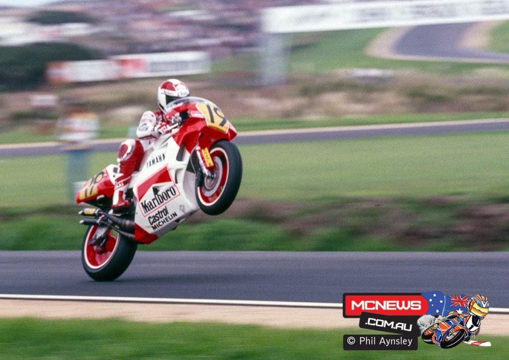 Australian MotoGP 1989 | With Phil Aynsley | MCNews.com.au