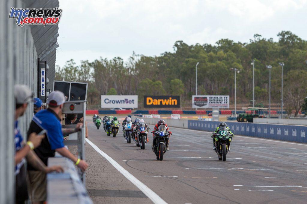 2018 ASBK Round Four - Hidden Valley Raceway, Darwin NT June 28 - 1 July