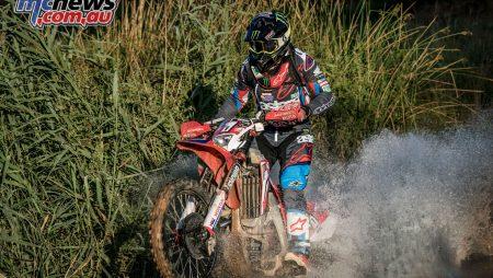 Joan Barreda wins his fourth Baja Aragon