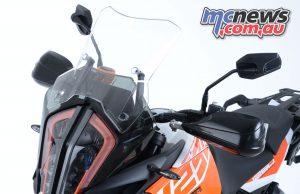 Barkbusters have released a range for the new 2017 KTM 1290 Super Adventure models