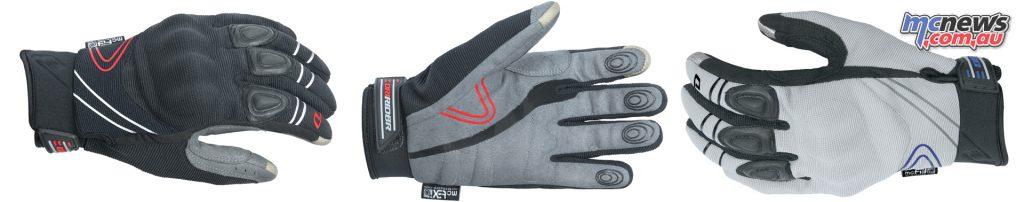 Dririder's new Fluid winter glove