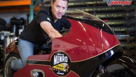 Lee Munro posts new landspeed record at El Mirage