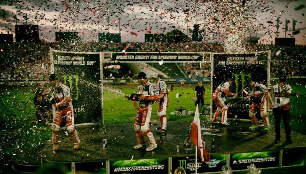 Poland wins the FIM Speedway World Cup