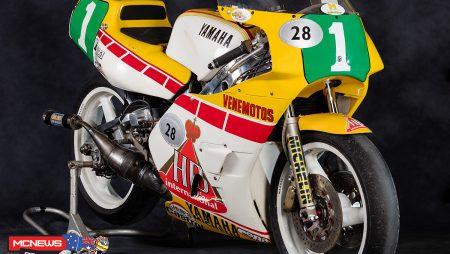 Carlos Lavado Yamaha YZR250 | With Phil Anysley
