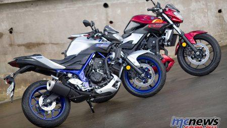Yamaha MT-03 Review | R3-based LAMS nakedbike