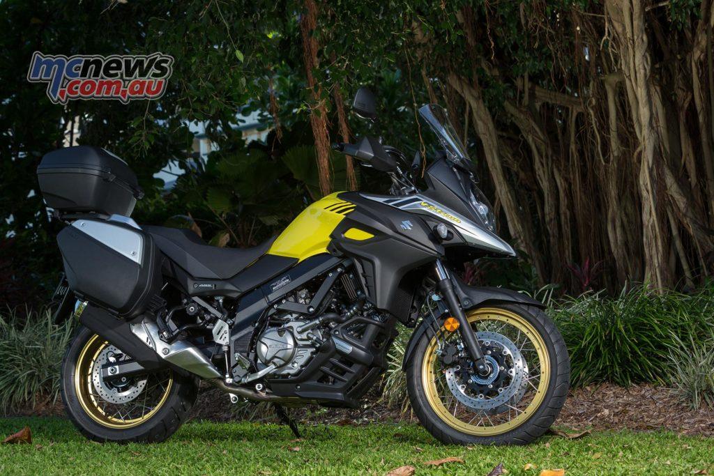 2017 Suzuki DL650