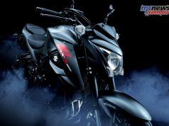 2018 Suzuki GSX-S1000
