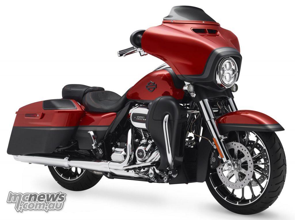 2018 Harley-Davidson CVO Street Glide