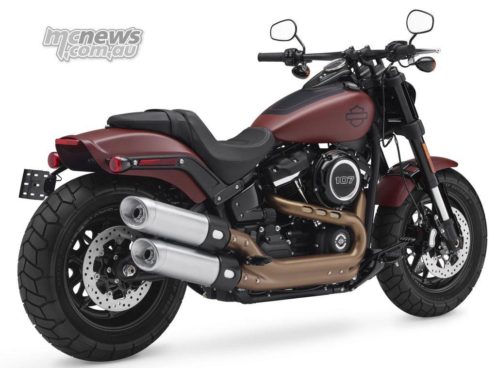 Harley Davidson Fat Bob  Price