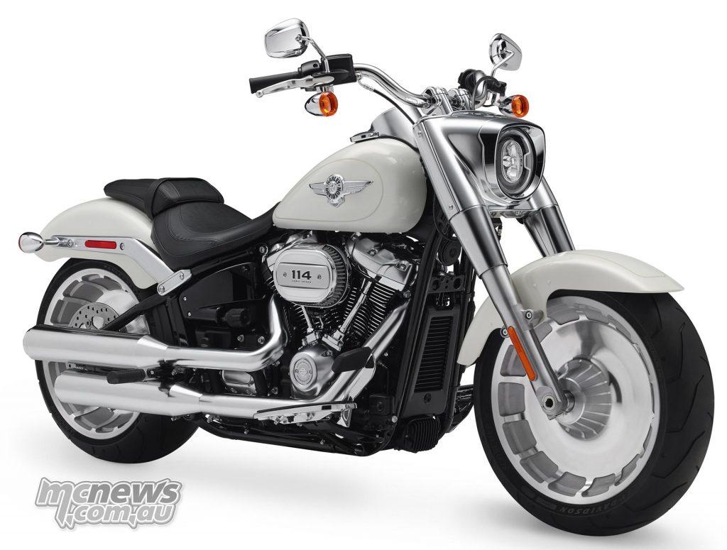 2018 Harley-Davidson Fat Boy