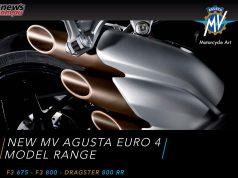 MV Agusta's 2018 F3 675 & 800, Brutale 800 RR model updates