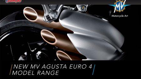 2018 MV Agusta F3 675 | Brutale 800 RR | Dragster RR