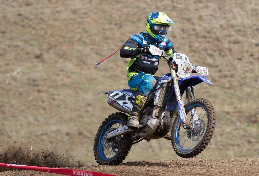 Wil Ruprecht (Active8 Yamaha)