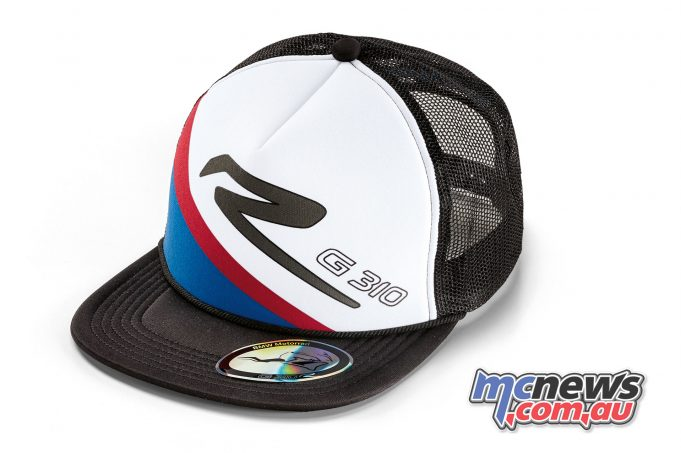 BMW Smart G310R cap