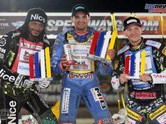 Bartosz Zmarzlik topped the podium in Sweden