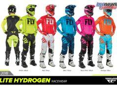 2018 Fly Racing Lite Hydrogen Racewear