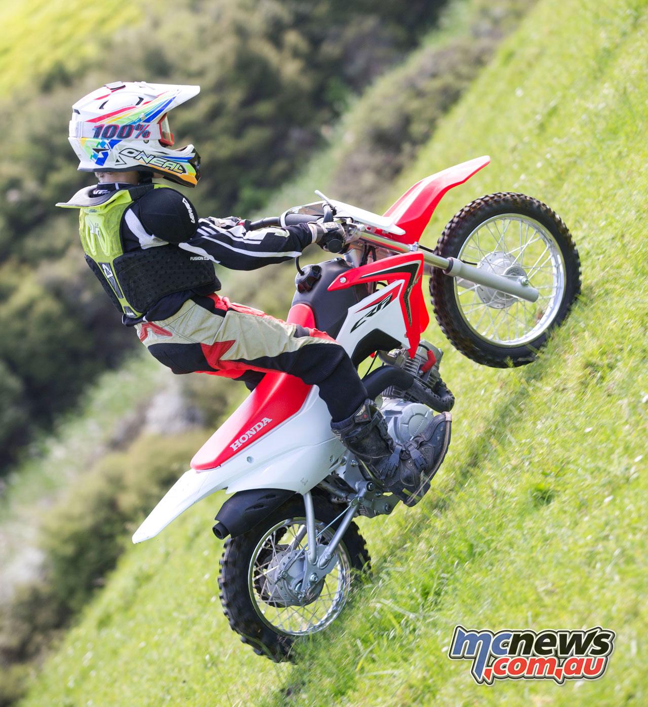 Honda Crf 125 Price: Honda Kids Bikes Review CRF50F CRF110F CRF125F