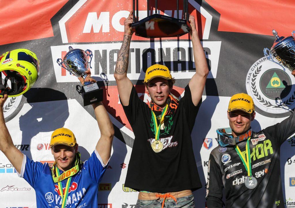 Motul MX2 Round 10 Results 1) Egan Mastin – 70 points – KTM 2) Wilson Todd – 62 points – Yamaha 3) Kyle Webster – 62 points – Honda