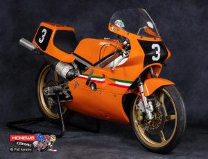 The Laverda 125cc GP