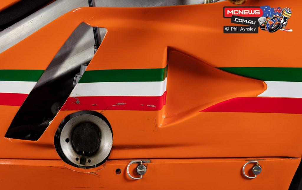Laverda 125cc GP Racer