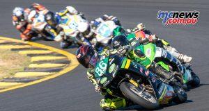 Oli Bayliss - Supersport 300 - Image by TBG