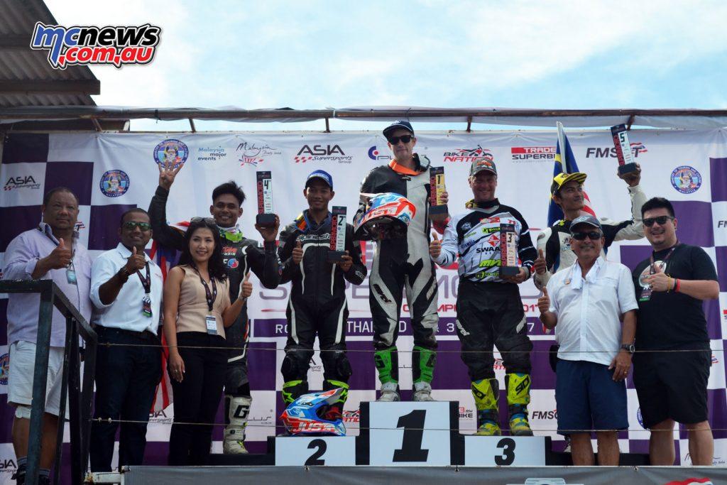 FIM Asia SuperMoto Championship - Thailand