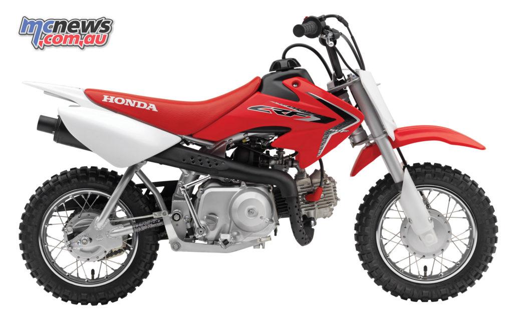 Honda CRF50