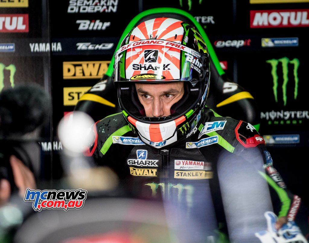 Johann Zarco - Aragon MotoGP 2017