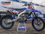 2018 Yamaha YZ450FM - Romain Febvre - Team France