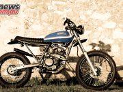 Divine Proportions Honda XL350R Cafe Racer