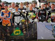 FIM Oceania rider lineup - credit Darren Pateman
