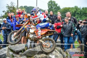 Christophe Nambotin injured on Day 4