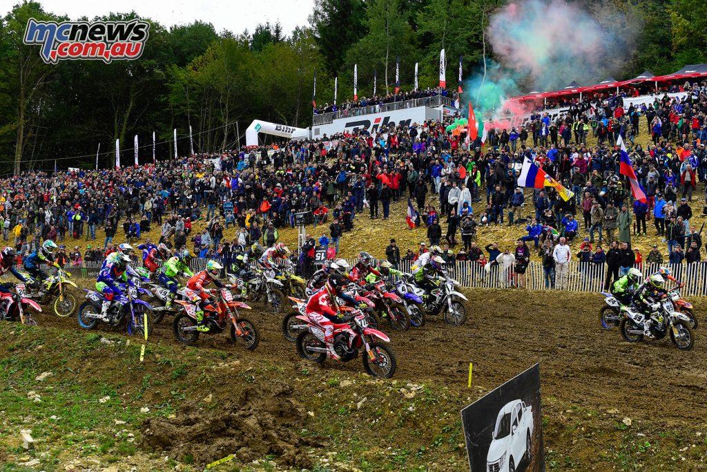 MXGP Start in France