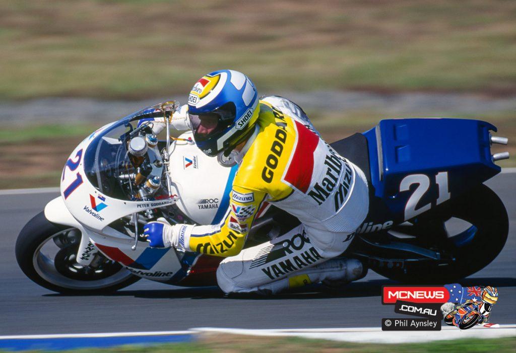 Peter Goddard / ROC-Yamaha 500