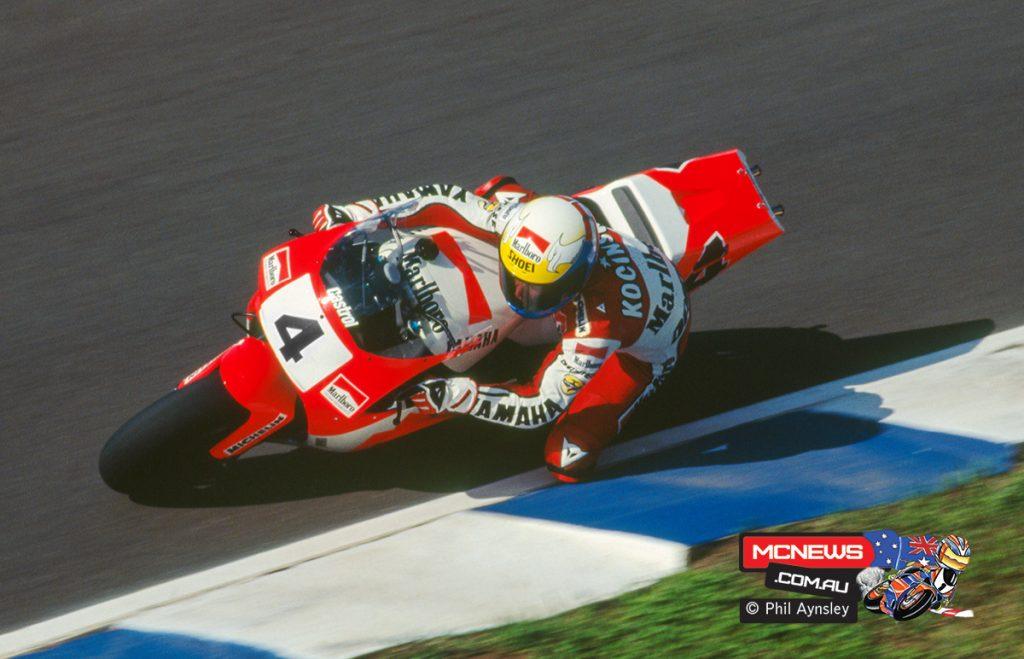 John Kocsinski / Yamaha YZR500