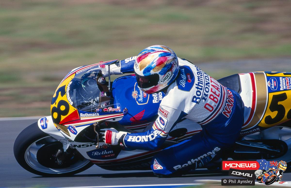 Australian Grand Prix of 1992 | With Phil Aynsley | MCNews.com.au